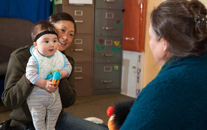 newborn hearing loss San Francisco