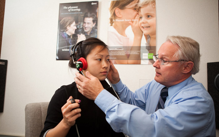 pediatric hearing services in san francisco
