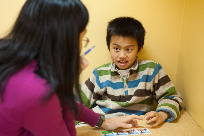speech therapy in San Francisco, CA